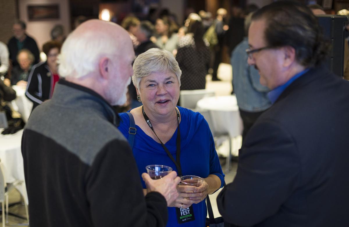 Lynn Danielson at Idea Fest