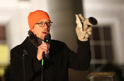 Ben Wikler, Washington director of MoveOn