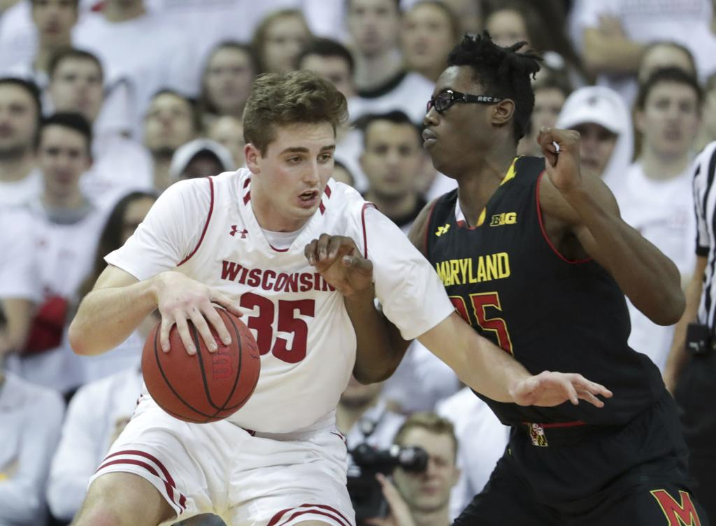 Border boom: Badgers' success fueled by talented players