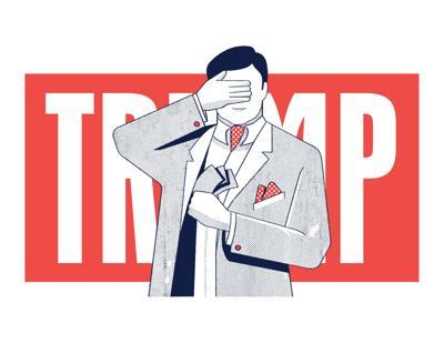 Wealthy Trump voter
