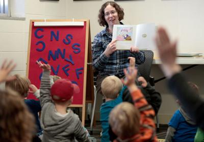 Preschool Storytime at Monroe Street Library