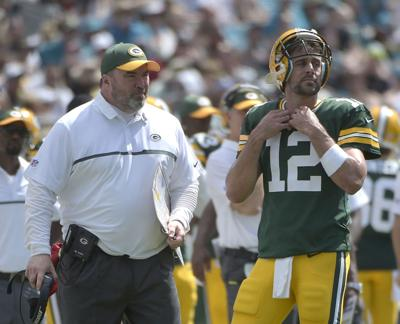 c121d5ab8aa Packers  Mike McCarthy getting more players involved on offense ...