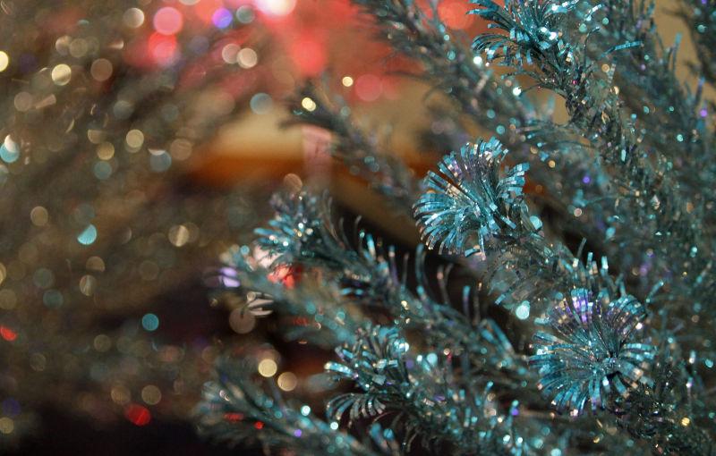 Museums evergleam christmas trees have a special nostalgic