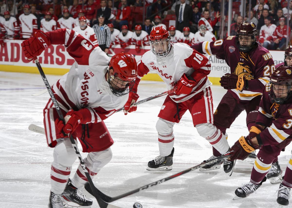 Badgers men's hockey vs. Minnesota Duluth