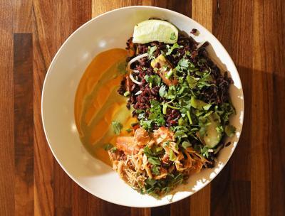 Forage Kitchen Thai bowl