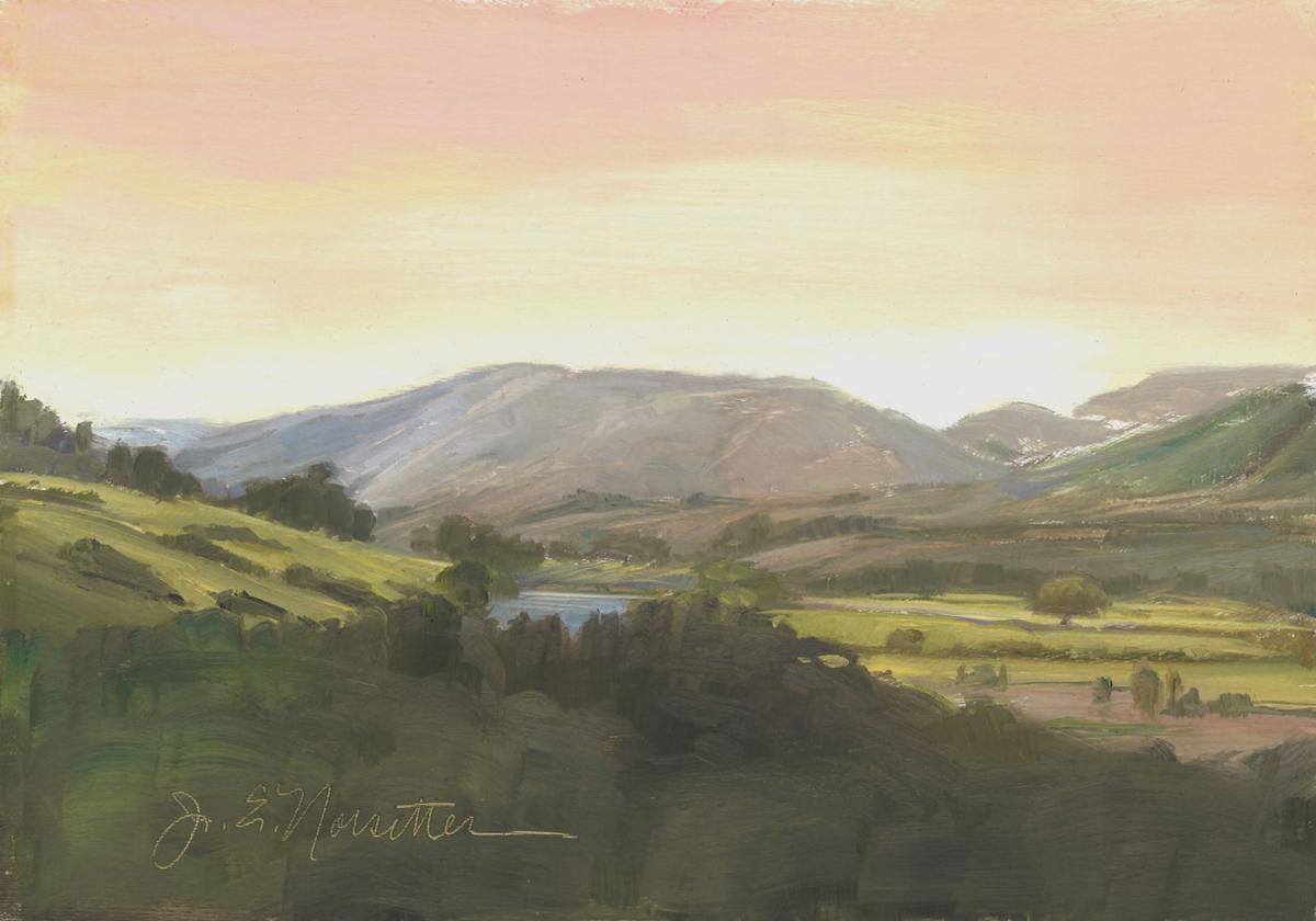"""Strone Farm, Banavie, Scotland"""