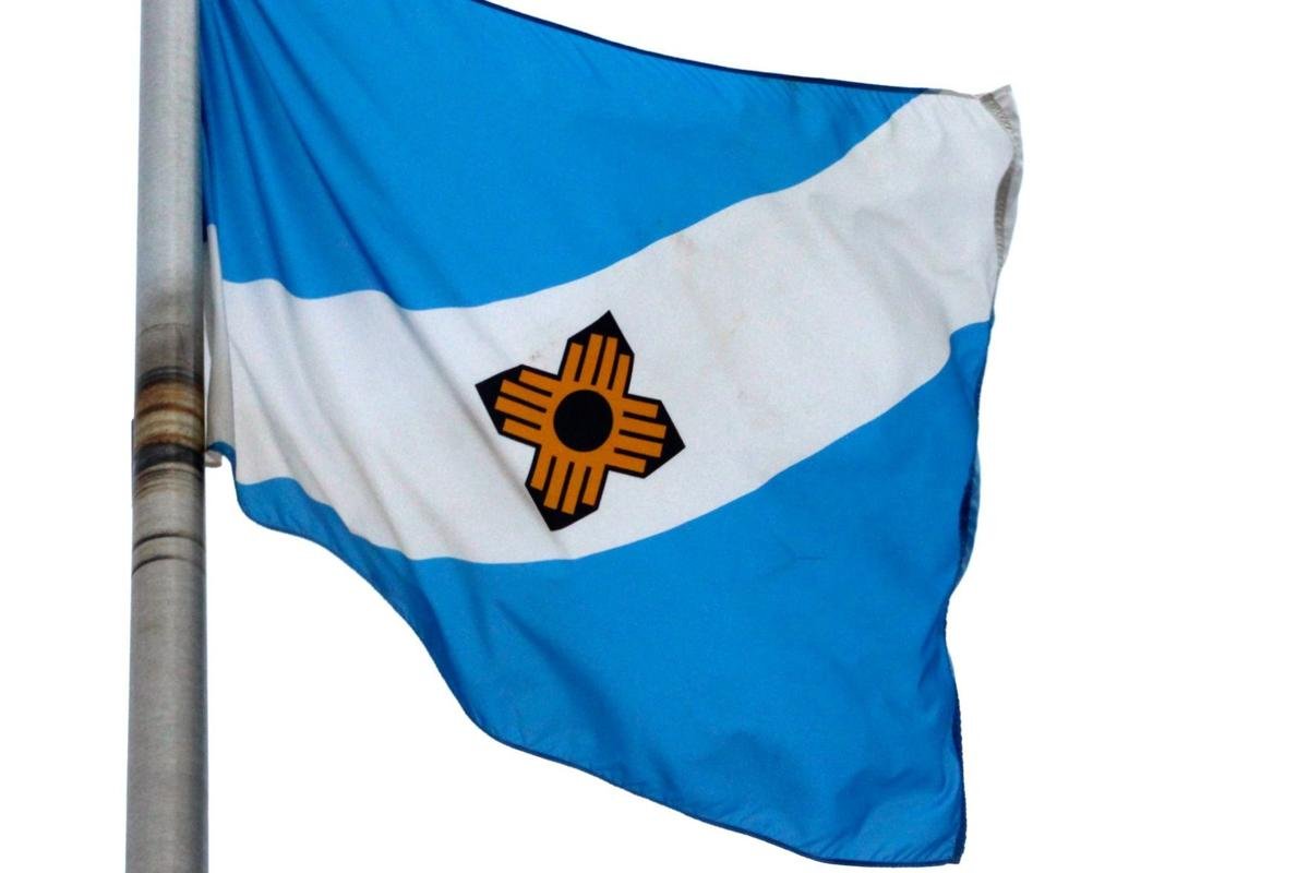 Controversy Over Zia Pueblo Symbol On Madison Flag Prompts Plans To