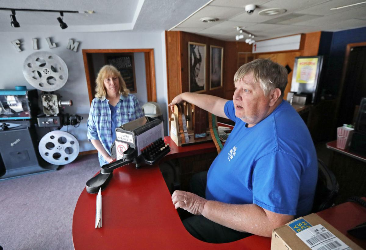 Theaters In Richland Center Again Face Uncertain Future Local News Madison Com