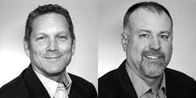 Mark Rippe, Chris Steinke