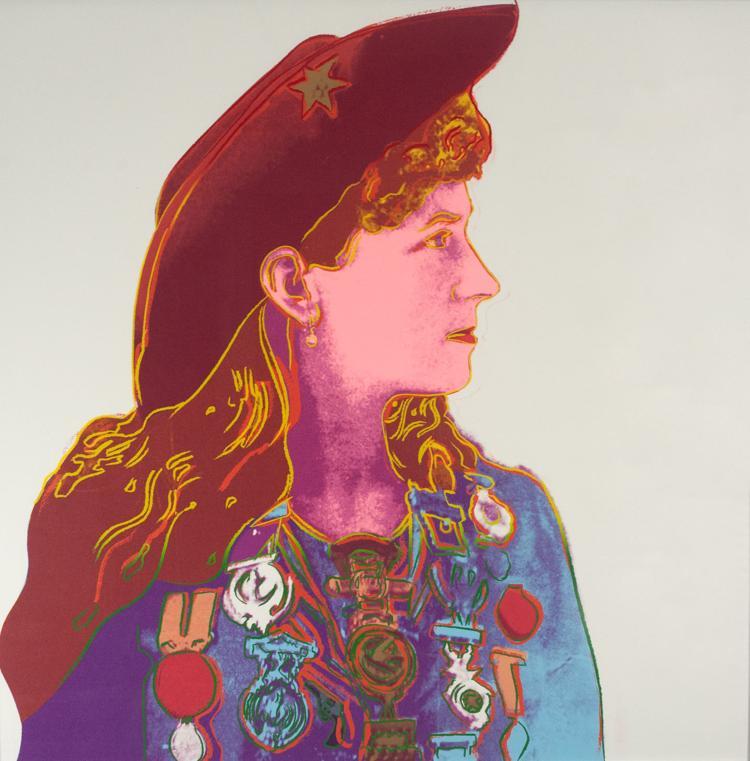 """""""Annie Oakley"""" by Andy Warhol"""