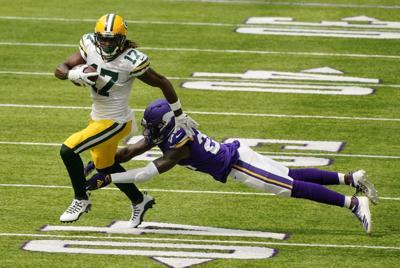 Davante Adams - Packers Vikings