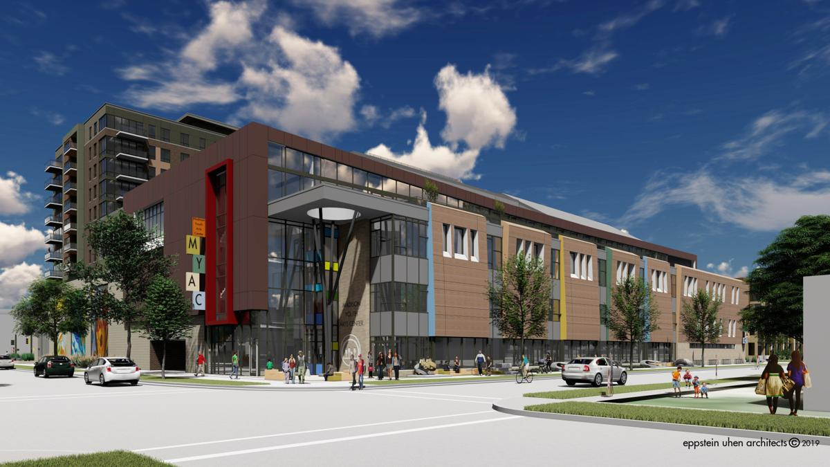 Madison Youth Arts Center rendering (copy)