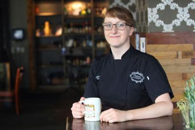 Merchant chef Anna Dickson