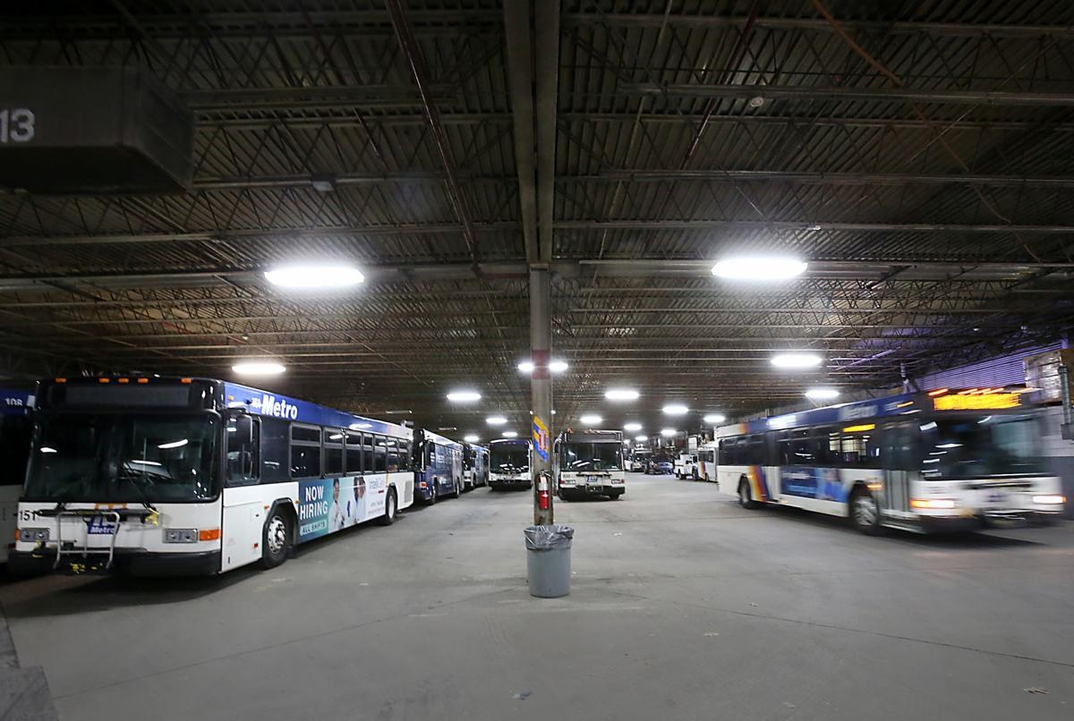 Madison's bus fleet is getting charging stations and electric buses