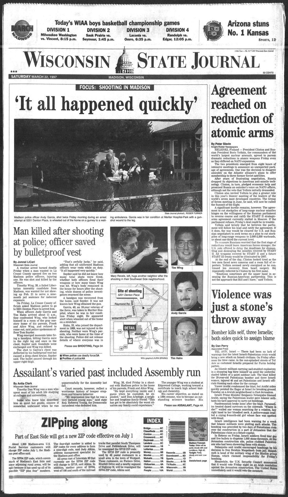 1997 police shooting