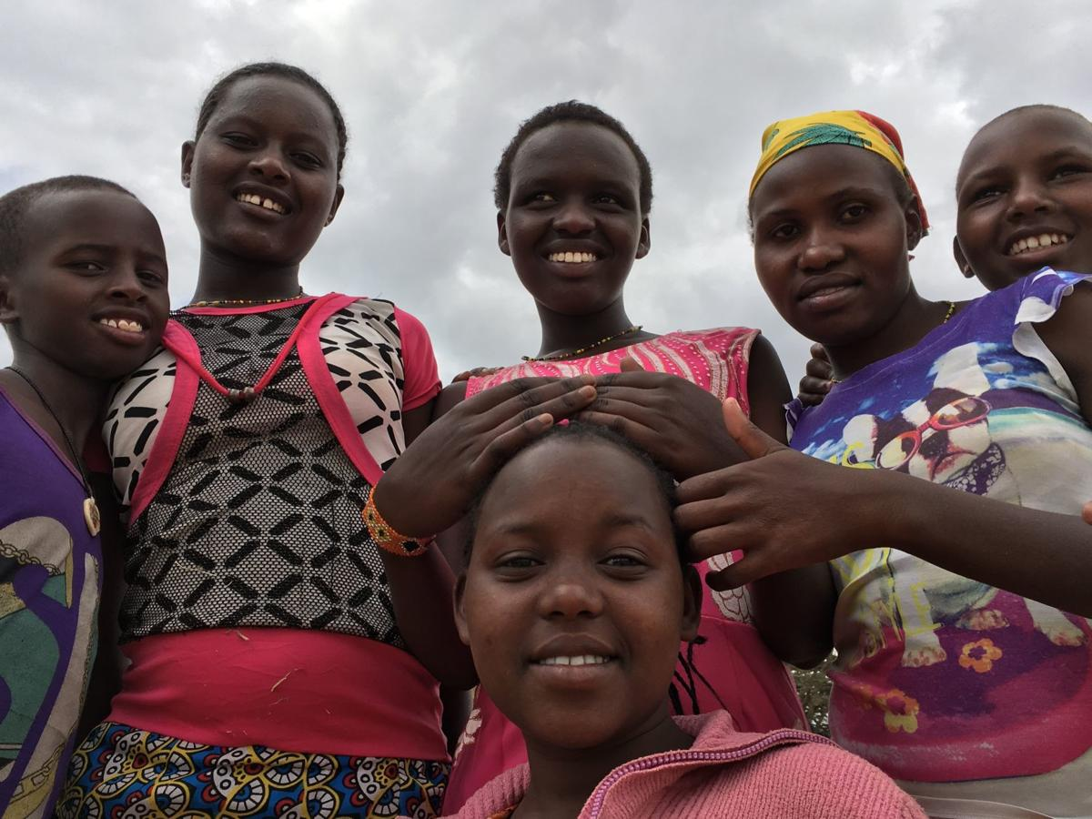 Samburu Girls