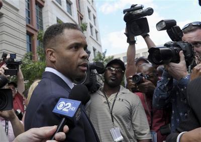 Prison for Jesse Jackson Jr.: a 2 1/2-year sentence