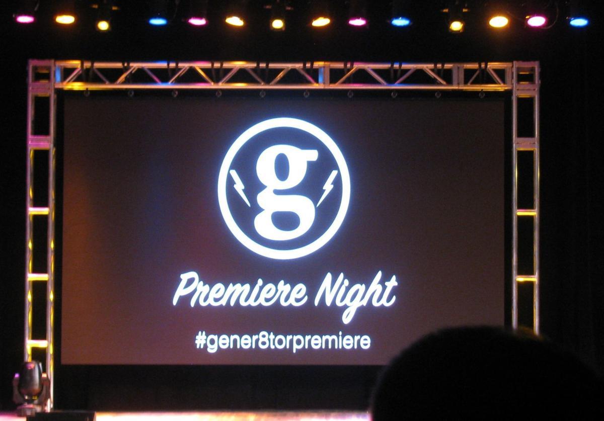 gener8tor premiere night