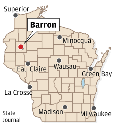 Barron Wisconsin