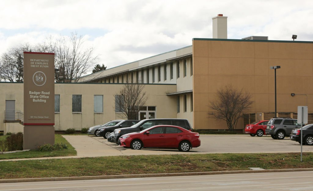 Badger Road State Office Building (copy)
