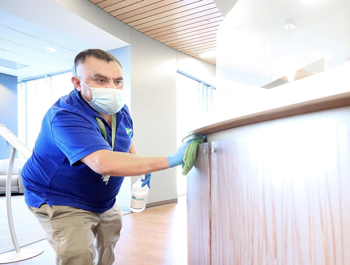Covid Cleaning