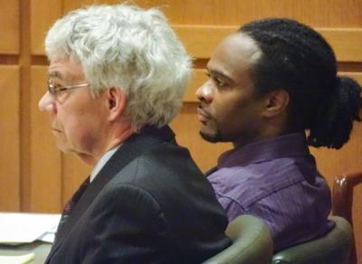 Dametrius Reeves in court