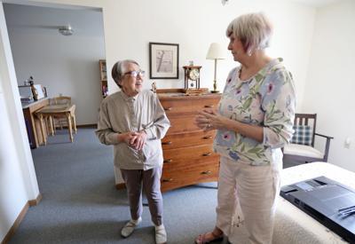 Jenny Pols and Margo Redmond