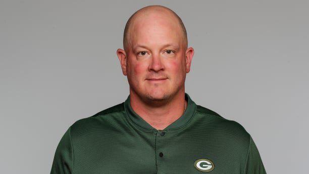Packers mug for jump 6-7