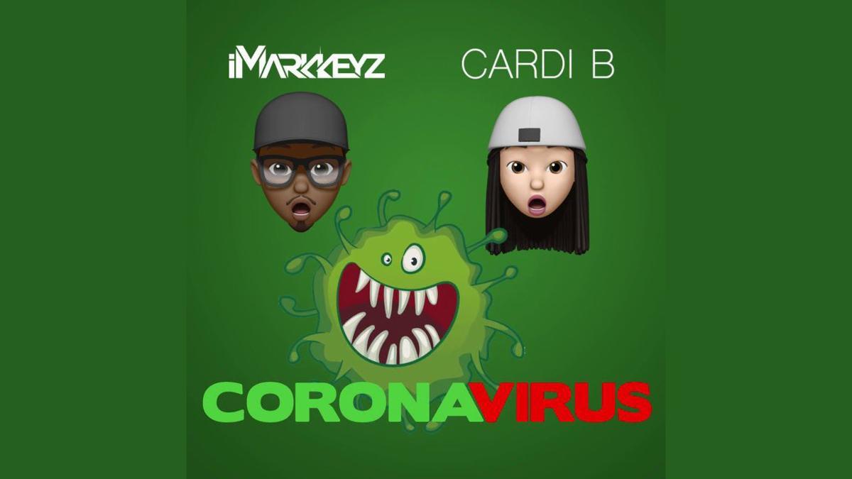 Imarkkeyz Coronavirus Feat Cardi B Audio Madison Com