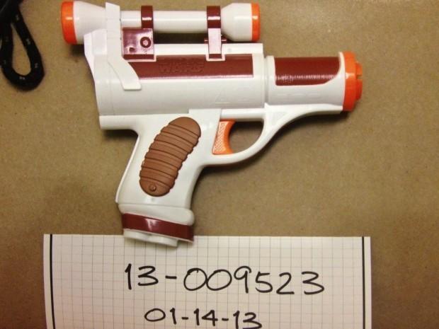 Randall Hubatch gun