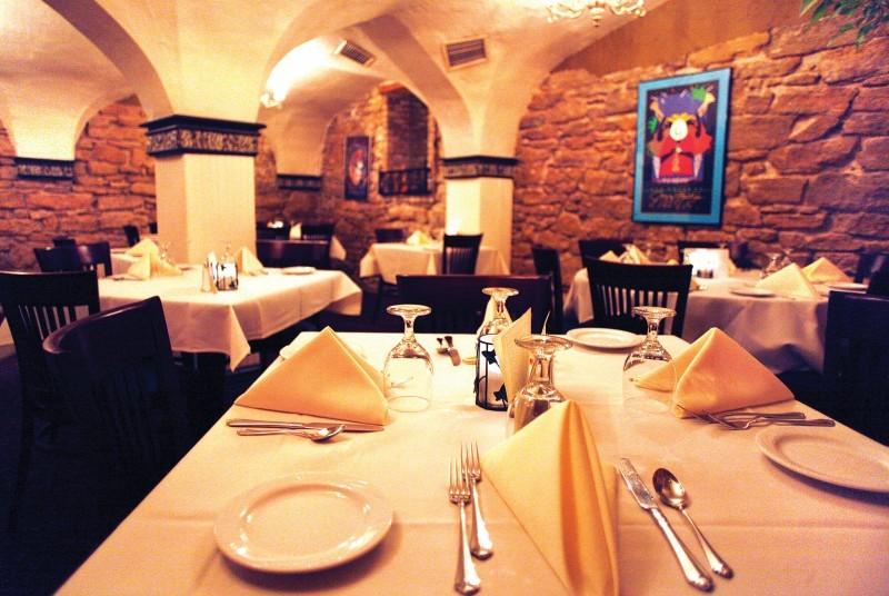 louisianne's dinning room