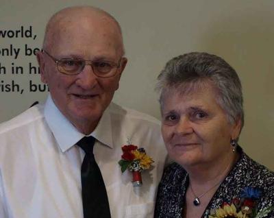 Leo & Ruth Bockhop Celebrate 60 Years