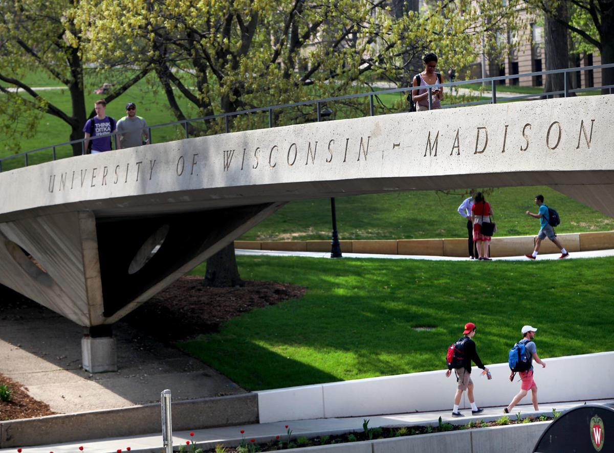 UW-Madison bridge