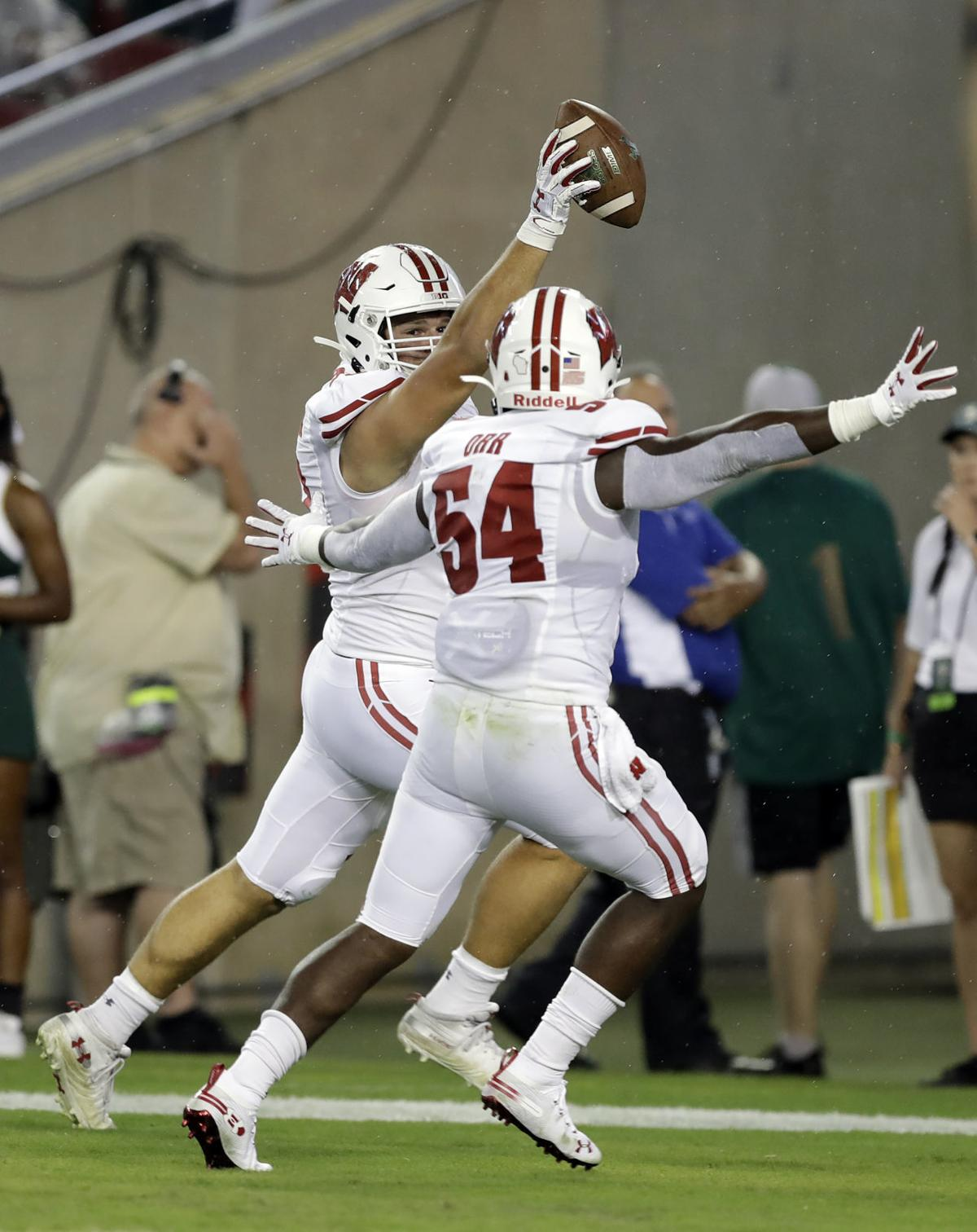 Quick hits from Wisconsin Badgers' 49-0 win over South ...