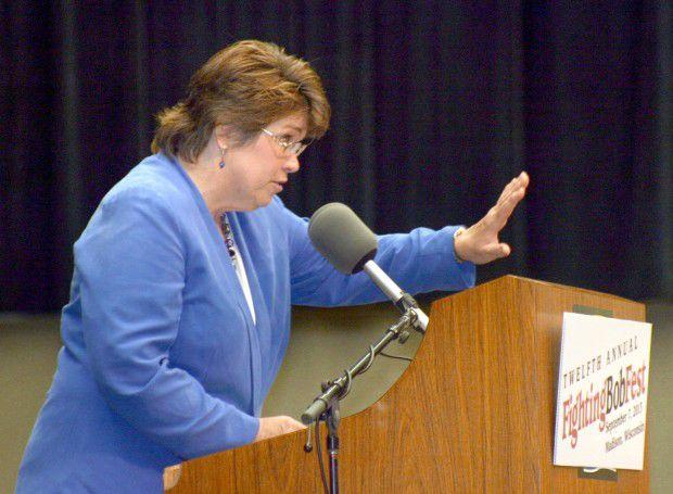State Sen. Kathleen Vinehout, D-Alma