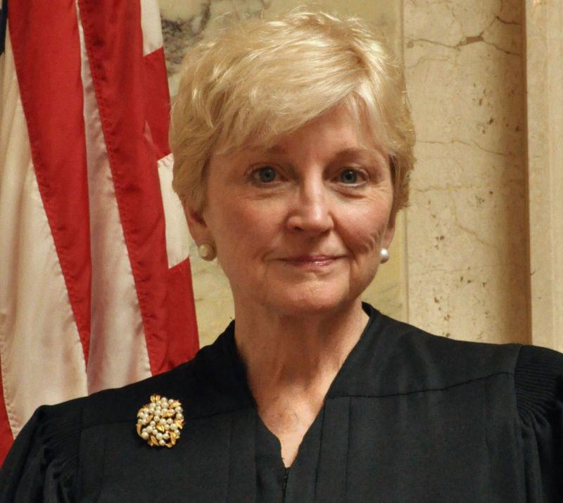Justice Pat Roggensack
