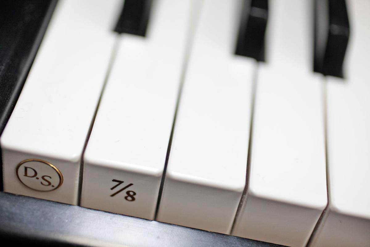 7/8 keyboard