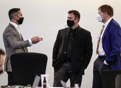 Brian Gutekunst - Packers Draft Room