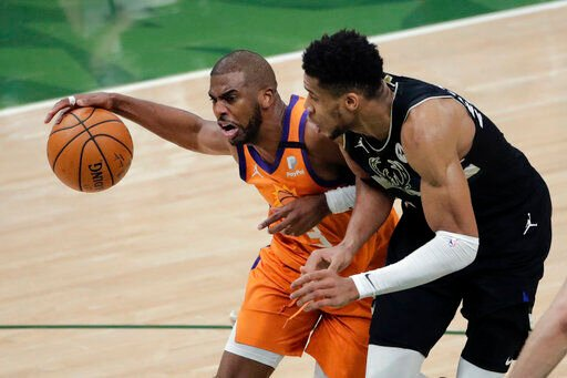 For Suns, Paul's feel-good Finals story ends in frustration