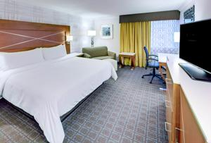 DoubleTree by Hilton Madison Downtown King Room