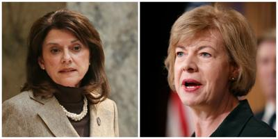 Leah Vukmir, Tammy Baldwin trade barbs in Wisconsin U.S. Senate race