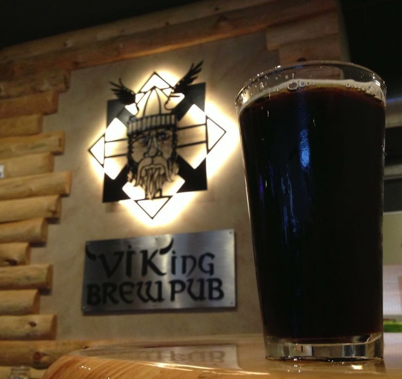 Soot in My Eye at Viking Brewpub