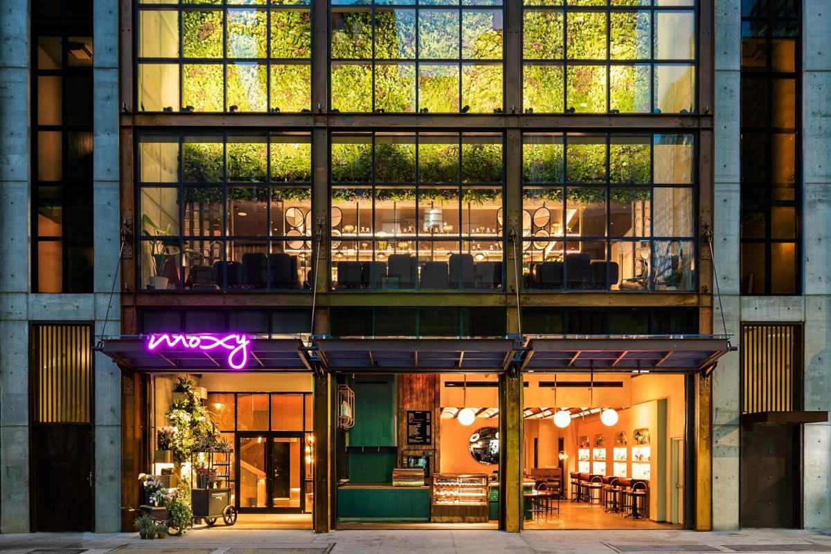 Moxy by Marriott
