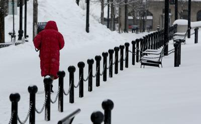 Extreme winter weather puts a chill on restaurant checks