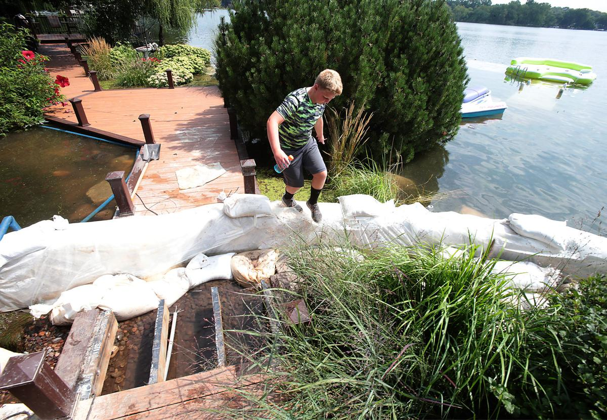 Flooding preparation continues in Madison, Monona ahead of Sunday's