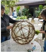 Make a Grapevine Ball