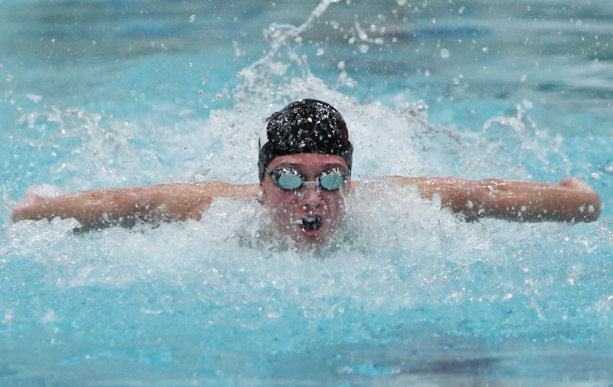 Gabriela Pierobon Mays, Middleton girls swimming