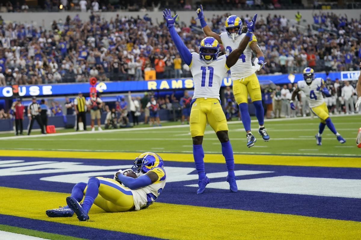 Bears Rams Football