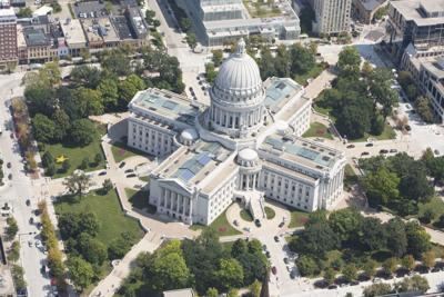 'Yes' to UW and road money in state budget, 'no' to non-fiscal policy