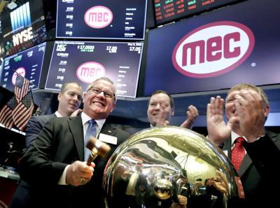 Financial Markets Wall Street Mayville Engineering IPO